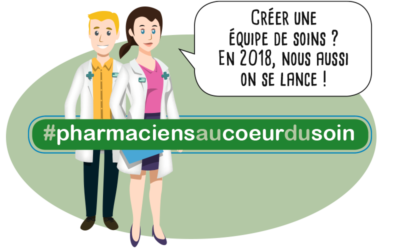 Pharmaciens au cœur du soin