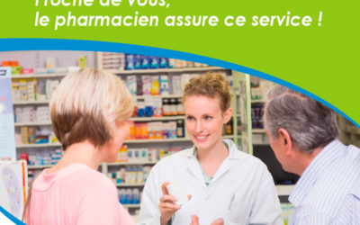 Les coverings de l'URPS Pharmaciens Centre-Val de Loire sont arrivés !