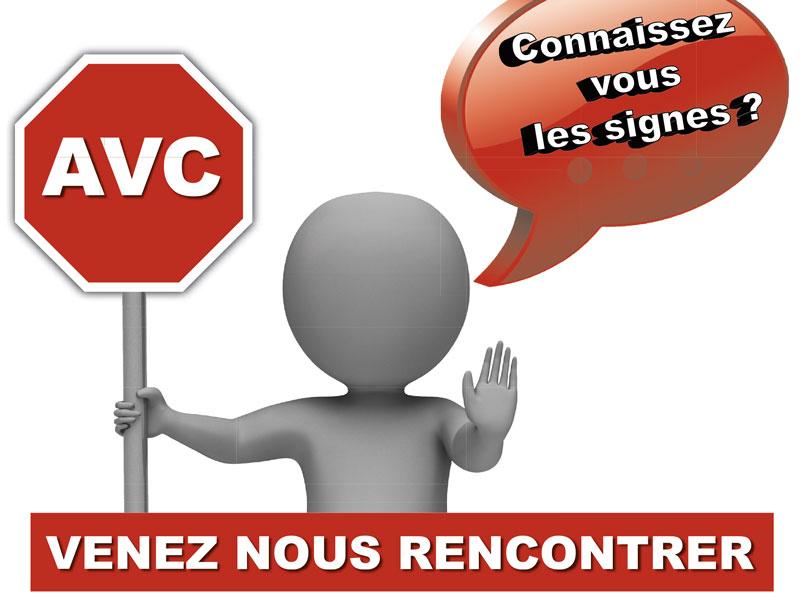 Journée européenne de prévention de l'AVC – 13 juin