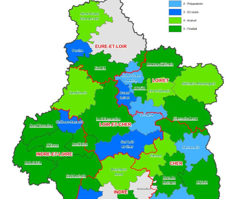 Les CPTS en région Centre-Val de Loire, où en est-on ?