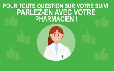 Les missions du pharmacien d'officine en vidéo!